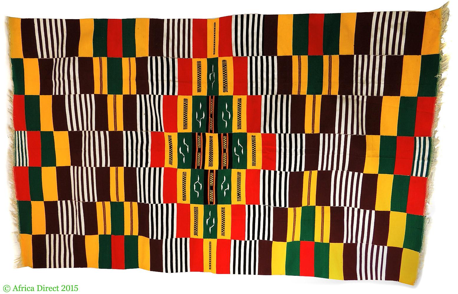 Fulani Blanket Wall Hanging Niger Textile African