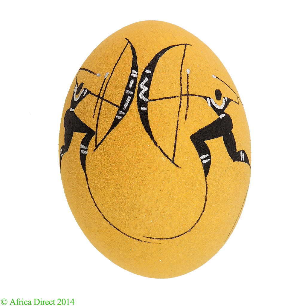 Ostrich egg sand paint rock painting south african art new and ostrich egg sand paint rock painting south african art new and folk art african artifacts sciox Image collections