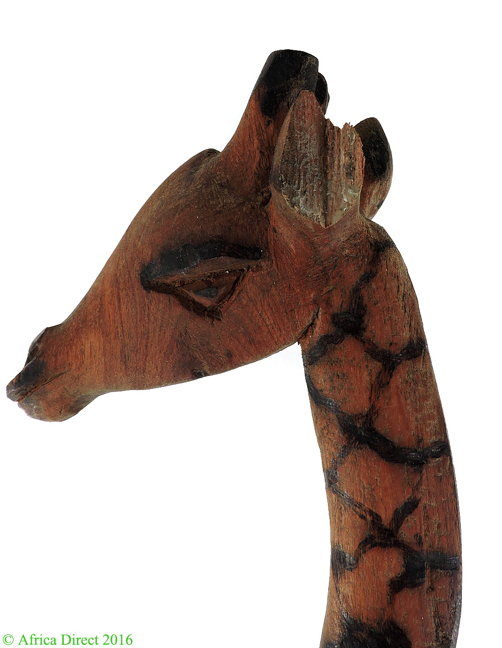 Giraffe carving zimbabwe african art inch giraffes